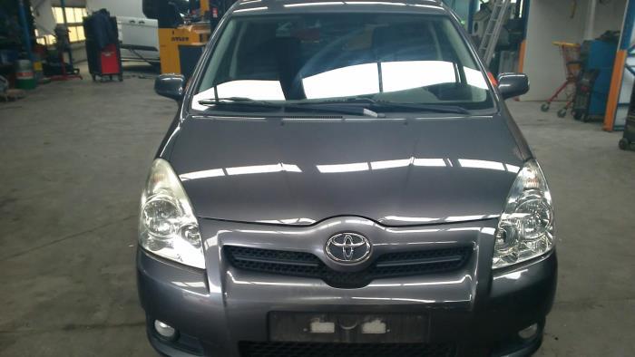 Toyota Corolla Verso (R10/11) 1.8 16V VVT-i (klik op de afbeelding voor de volgende foto)  (klik op de afbeelding voor de volgende foto)  (klik op de afbeelding voor de volgende foto)  (klik op de afbeelding voor de volgende foto)  (klik op de afbeelding voor de volgende foto)  (klik op de afbeelding voor de volgende foto)