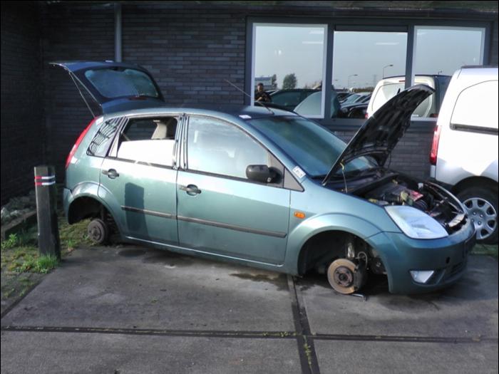Ford Fiesta - Afbeelding 1 / 3