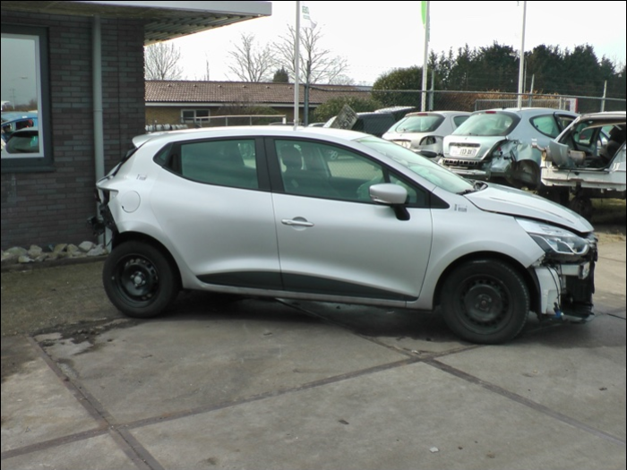 Renault Clio 0.9 Energy TCE 12V 2015-07 / 0-00