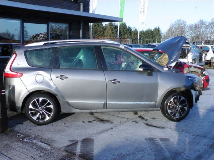 Renault Grand Scenic 1.5 dCi 110 2009-03 / 2016-12