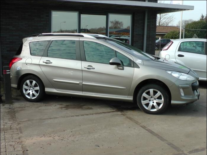 Peugeot 308 1.6 VTI 16V 2009-06 / 2014-03