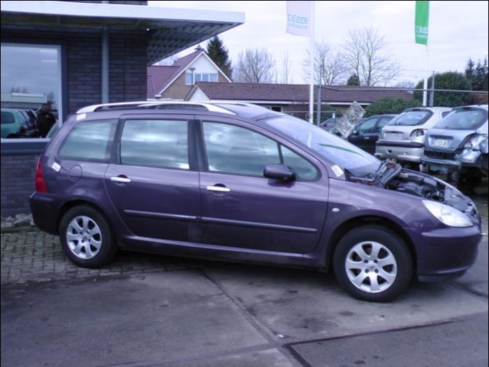 Peugeot 307 1.6 16V 2002-03 / 2008-04