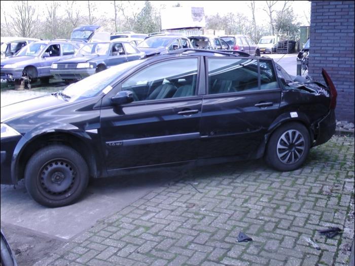 Renault Megane 1.6 16V 2003-10 / 2009-05