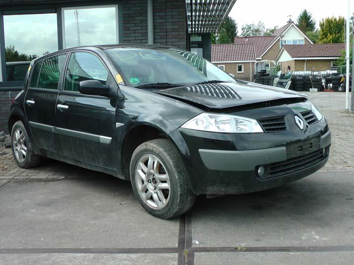 Renault Megane 1.9 dCi 120 2002-10 / 2005-12