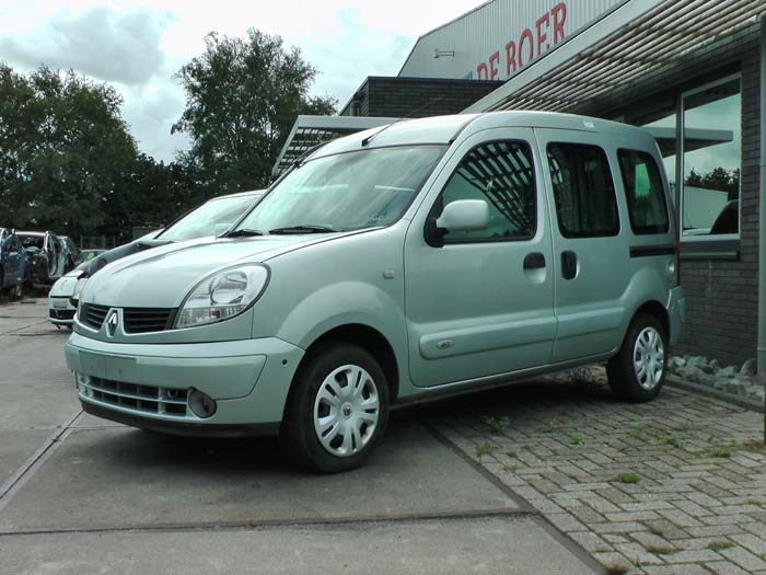 Renault Kangoo 1.5 dCi 85 2005-06 / 2008-01