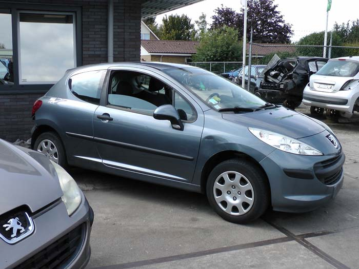 Peugeot 207 1.4 2008-08 / 2009-06