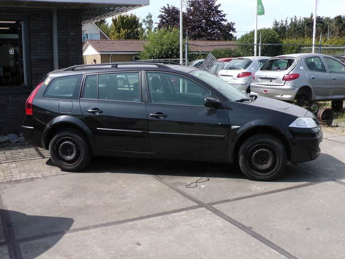 Renault Megane 1.5 dCi 105 FAP 2007-01 / 2009-07