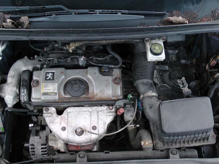 Peugeot 307 1.4 2002-04 / 2003-09