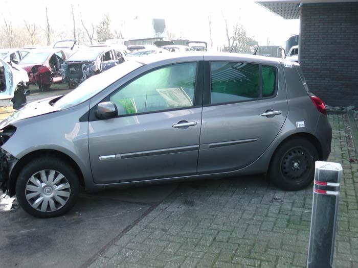 Renault Clio 1.5 dCi FAP 2010-08 / 2012-12