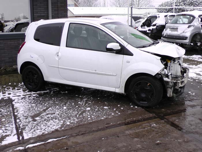 Renault Twingo 1.2 16V 2011-10 / 2014-08