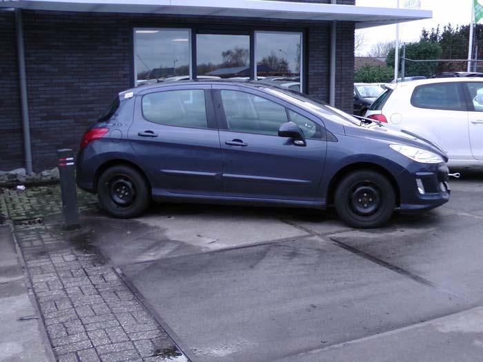 Peugeot 308 1.6 16V THP 150 2007-09 / 2010-04