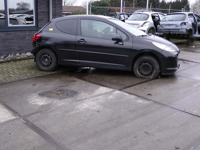Peugeot 207 1.4 HDi 2006-02 / 2011-12