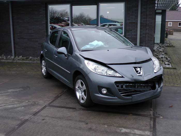 Peugeot 207 1.6 16V VTRi 2009-07 / 2011-12