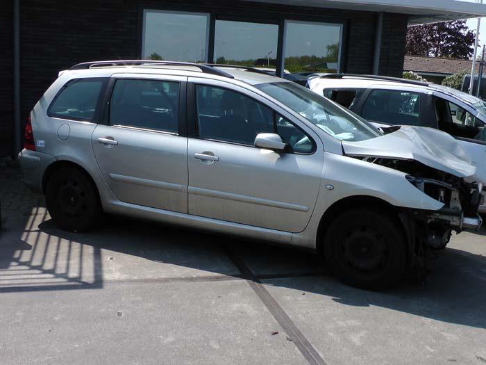 Peugeot 307 1.6 HDiF 110 16V 2003-09 / 2008-05