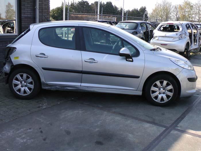 Peugeot 207 1.4 HDi 2006-05 / 2010-04