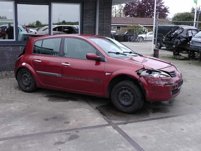 Renault Megane 1.6 16V 2002-11 / 2008-02