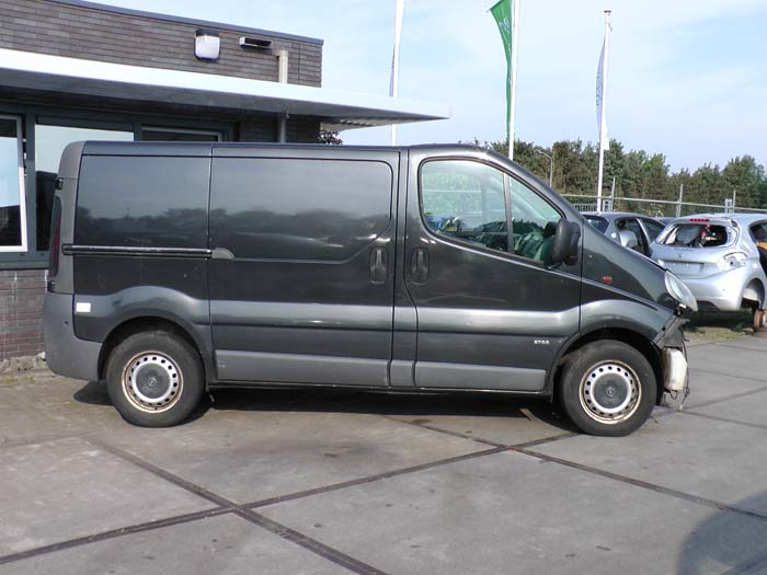 Opel Vivaro 1.9 DI 2001-08 / 2006-10