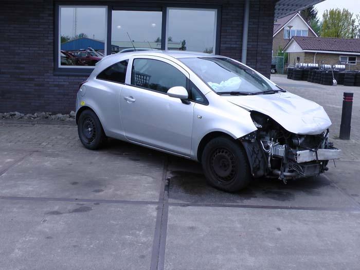 Opel Kangoo 1.6 16V 2001-06 / 2008-01