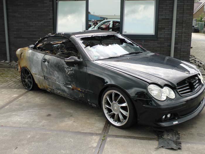 Mercedes CLK 1.8 200 K 16V 2003-02 / 2010-03