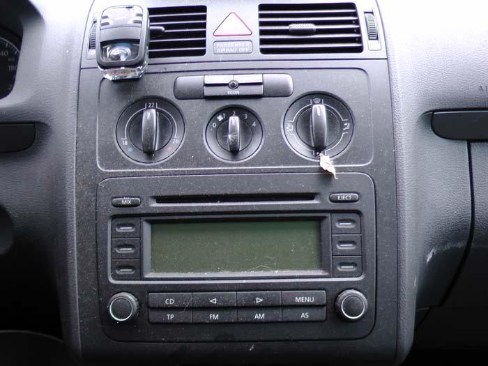 Volkswagen Touran - Picture 4 / 4