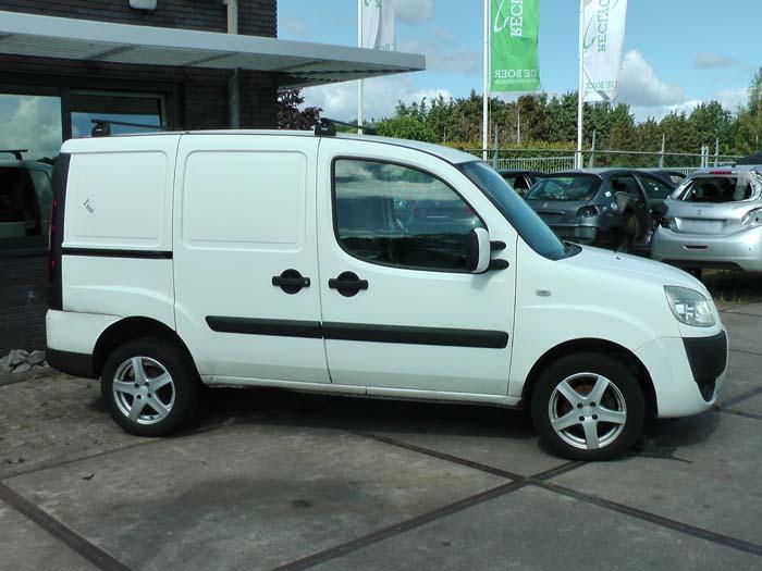 Fiat Doblo 1.9 JTD Multijet 2006-12 / 2010-12