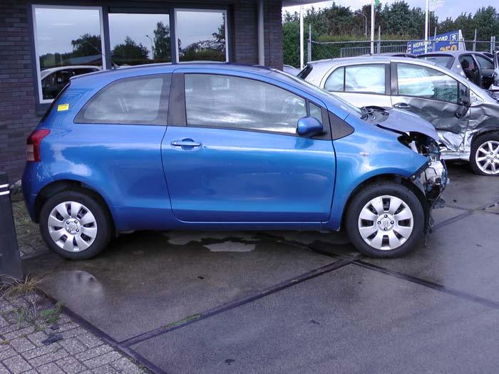 Toyota Yaris 1.0 12V VVT-i 2005-08 / 2011-12