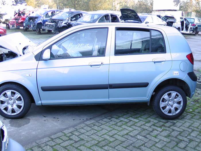 Hyundai Getz 1.4i 16V 2005-08 / 2010-12