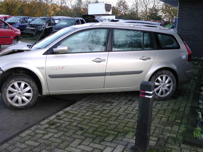 Renault Megane 1.6 16V 2006-01 / 2009-08