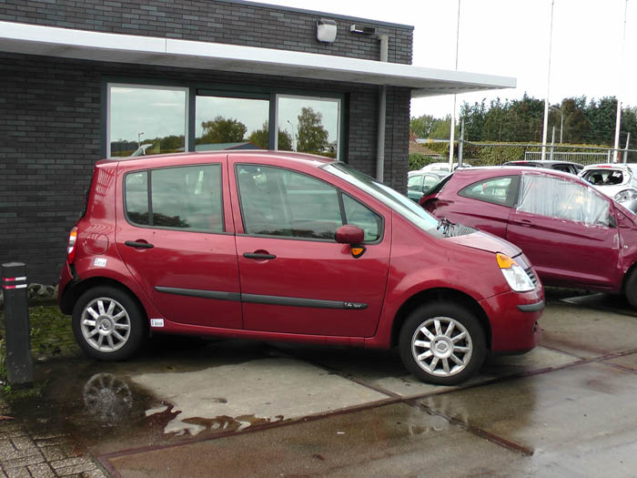 Renault Modus 1.4 16V 2004-06 / 2006-12