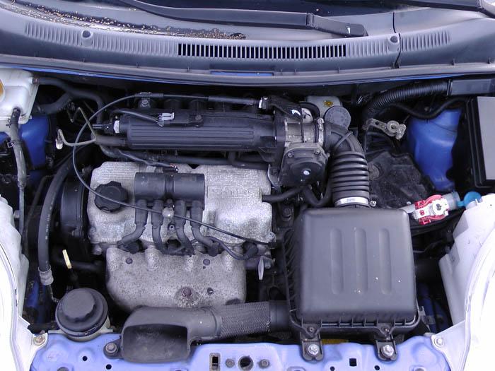 Chevrolet Matiz - Bild 3 / 3