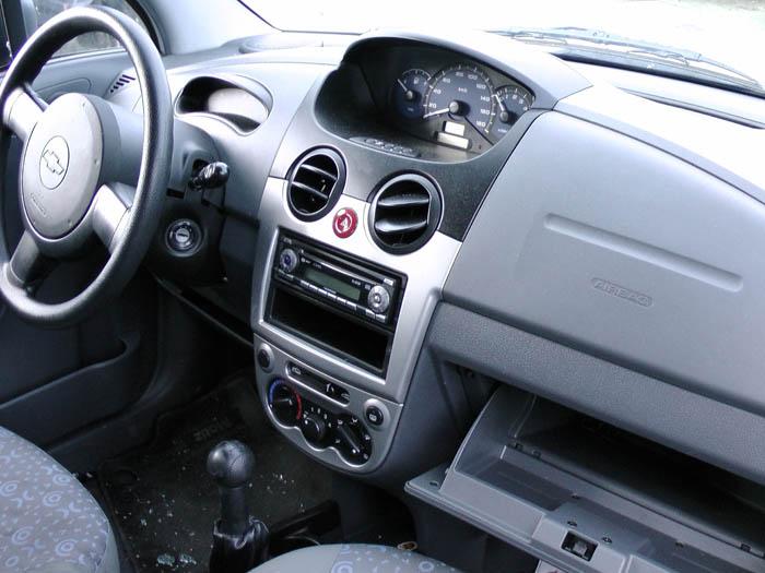 Chevrolet Matiz - Bild 2 / 3