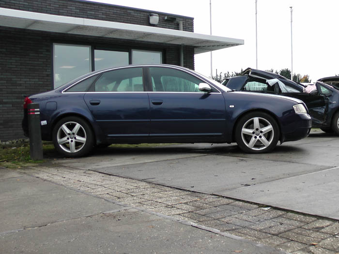 Audi A6 2.4 V6 30V 2000-06 / 2001-04