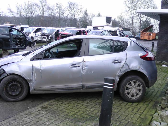 Renault Megane 1.6 16V 2008-10 / 2012-03