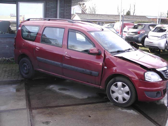 Dacia Logan 1.6 2007-02 / 2013-05
