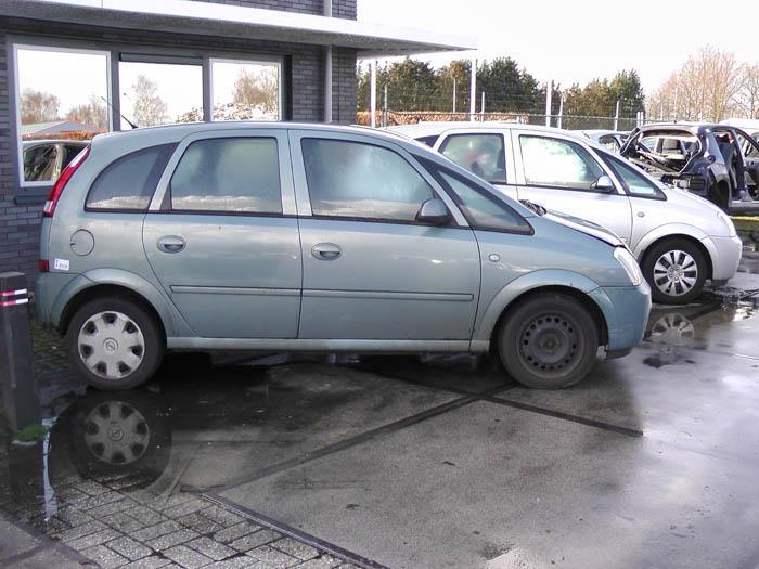 Opel Meriva 1.4 16V Twinport 2004-07 / 2010-05