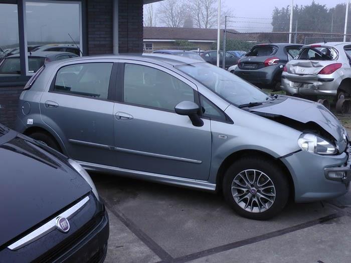 Fiat Punto Evo 1.3 JTD Multijet 85 16V Euro 5 2010-04 / 2011-10