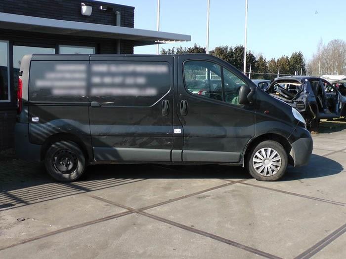 Opel Vivaro 2.0 CDTI 2006-08 / 2014-03