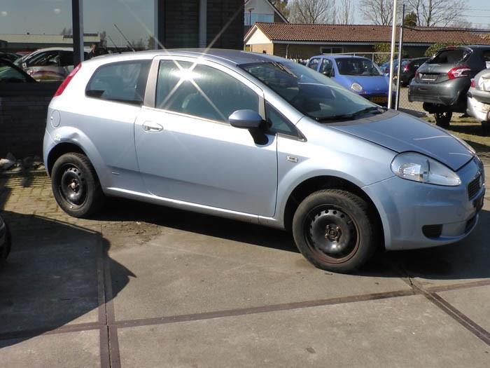 Fiat Fiesta 1.4 16V 2001-11 / 2008-10
