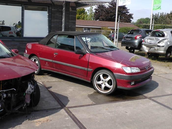 Peugeot 306 1.8 1994-03 / 2002-04