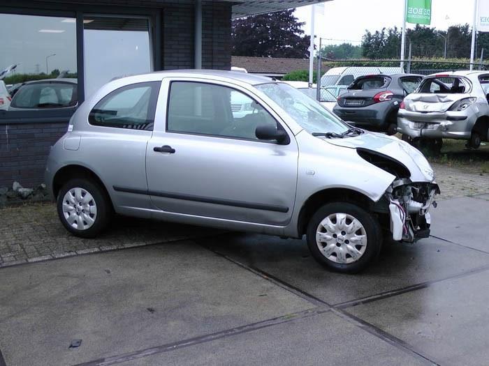 Nissan Micra 1.2 16V 2003-01 / 2010-06