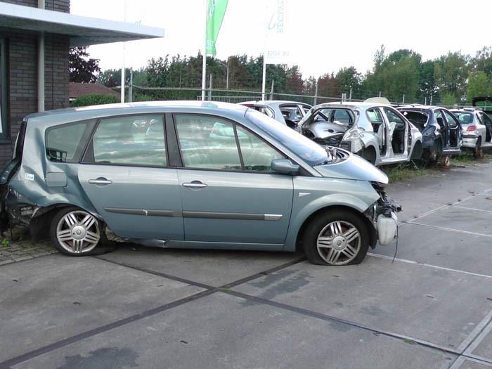 Renault Fiesta 1.4 16V 2001-11 / 2008-10
