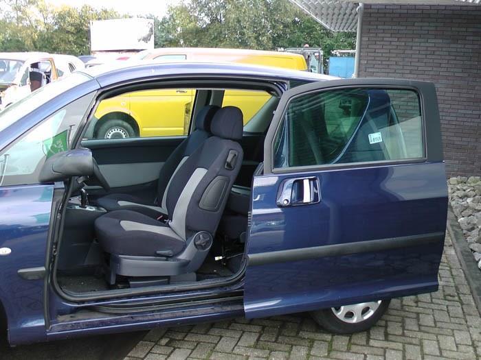 Peugeot 1007 - Afbeelding 4 / 4