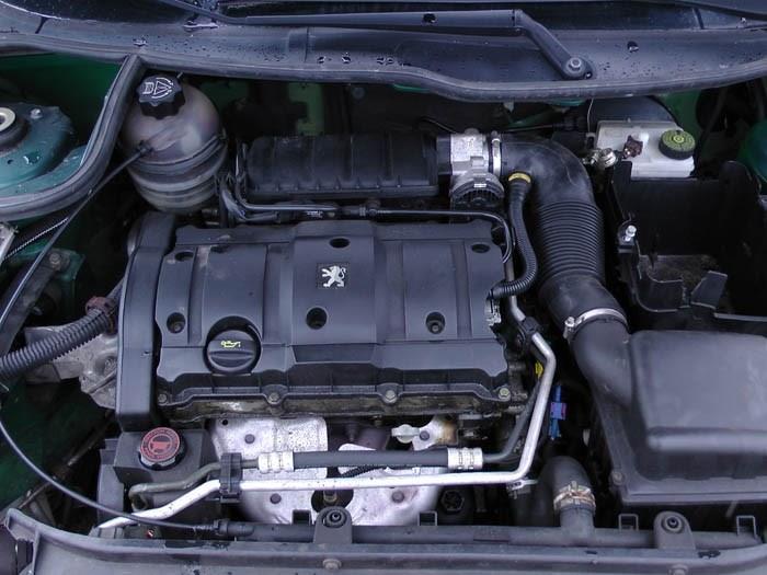 Peugeot 206 - Image 2 / 3
