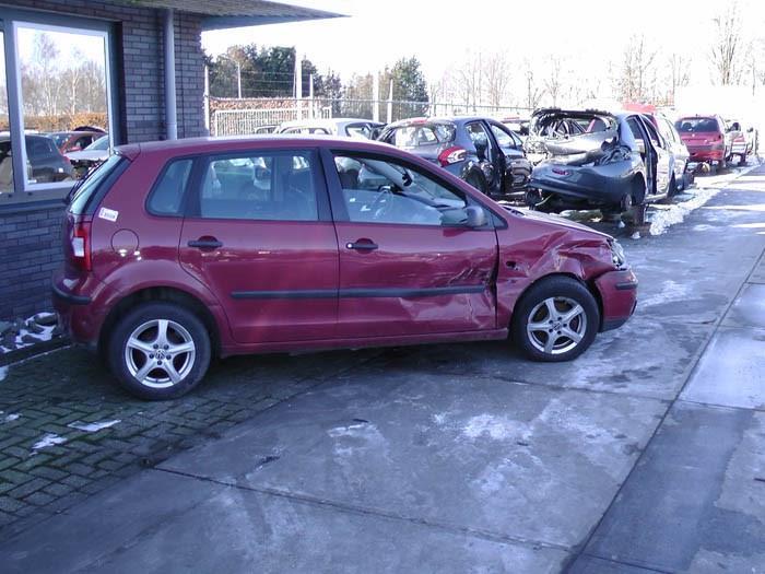 Volkswagen Polo 1.2 12V 2001-11 / 2005-04