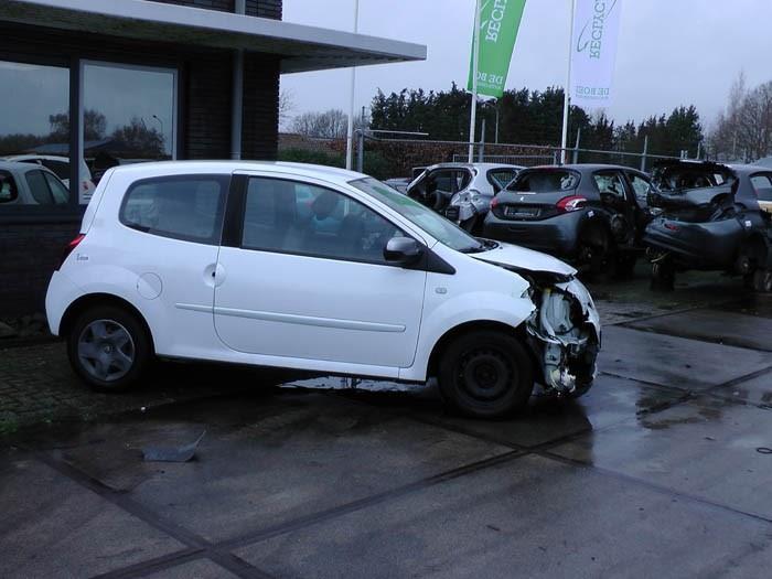 Renault Twingo 1.5 dCi 90 FAP 2010-10 / 2014-07