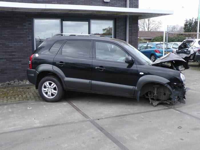 Hyundai Tucson 2.0 16V CVVT 4x2 2004-08 / 2010-03
