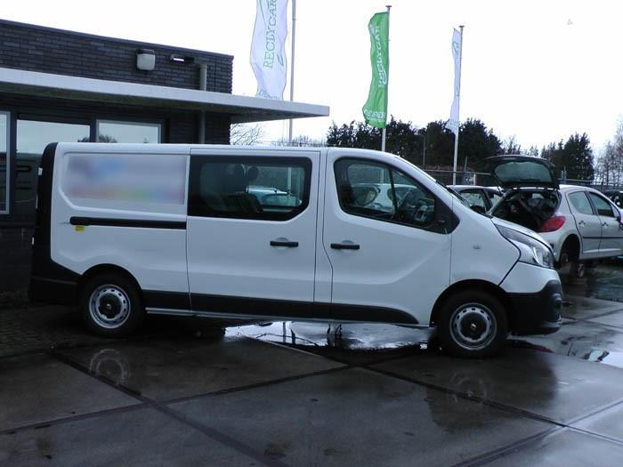 Renault Trafic 1.6 dCi 95 2015-07 / 0-00