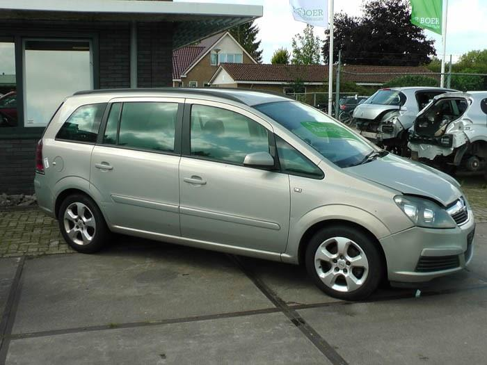 Opel Zafira 1.6 16V 2005-07 / 2007-12