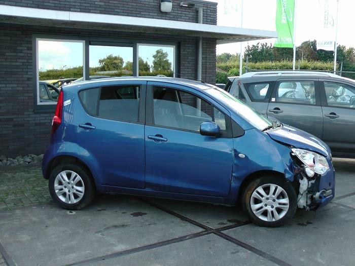 Opel Agila 1.2 16V 2010-04 / 2014-10