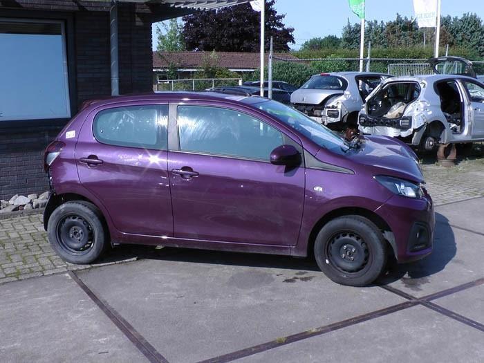 Peugeot 108 1.0 12V 2014-05 / 0-00